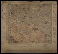 Geologische Karte 1:25 000 - 2893 Gr. Nädlitz