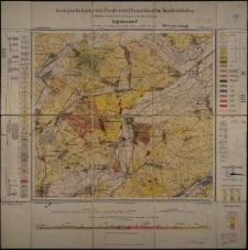 Geologische Karte 1:25 000 - 2952 Ingramsdorf