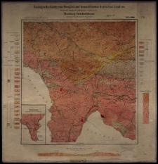 Geologische Karte 1:25 000 - 3007, 3068 Flinsberg-Strickerhäuser