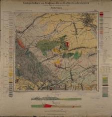 Geologische Karte 1:25 000 - 3190 Frankenstein