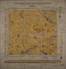 Geologische Karte 1:25 000 - 3257 Broslawitz