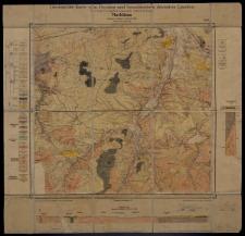 Geologische Karte 1:25 000 - 2881 Marklissa