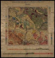 Geologische Karte 1:25 000 - 2947 Hirschberg