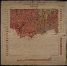 Geologische Karte 1:25 000 - 3070 Krummhübel