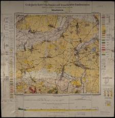 Geologische Karte 1:25 000 - 2953 Mörschelvitz