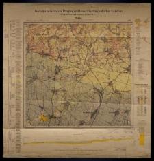 Geologische Karte 1:25 000 - 2767 Wiese