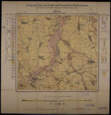 Geologische Karte 1:25 000 - 3018 Wansen