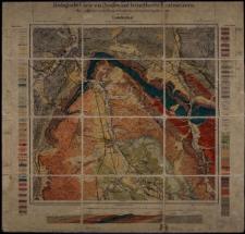 Geologische Karte 1:25 000 - 3072 Landeshut