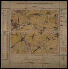 Geologische Karte 1:25 000 - 2951 Striegau