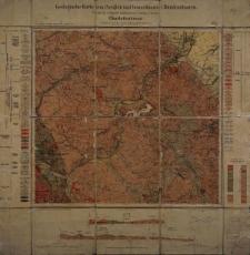 Geologische Karte 1:25 000 - 3074 Charlottenbrunn