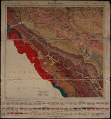Geologische Karte 1:25 000 - 3133 Rudolfswaldau