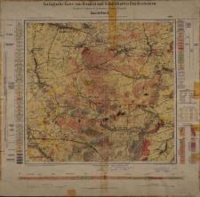 Geologische Karte 1:25 000 - 3076 Lauterbach