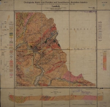 Geologische Karte 1:25 000 - 3297 Landeck