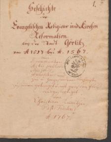 [Miscellanea Lusatica, vol. 6]