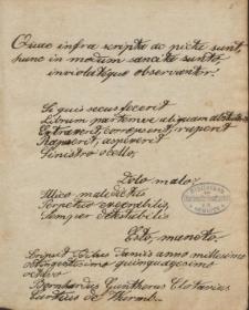 Annalen des Gymnasiums zu Goerlitz. Tomus II
