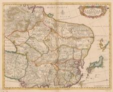 Magnae Tartariae magni mogolis imperii Iaponiae et Chinae nova descriptio