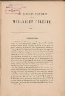 Les méthodes nouvelles de la Mécanique Céleste. T. II