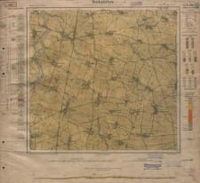 Geologische Karte 1:25 000 - 2955 Rothsürben