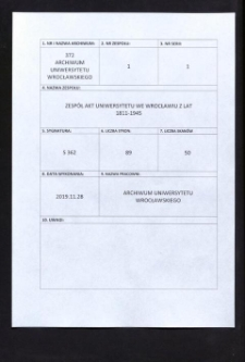 Präsidial-Conferenz Protocolle, 2.10.1813 - 14.05.1818
