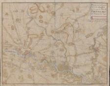 Plan von der Gegend und den Doerffern welche um die Stadt Breslau bis Lissa hin liegen
