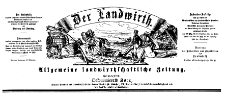 Der Landwirt 1878-09-13 Jg. 27 Nr 74