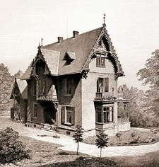 Architektonisches Skizzenbuch, 1874, Heft (IV) CXXVII, Blatt 4
