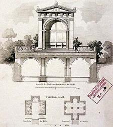 Architektonisches Skizzenbuch, 1874, Heft (VI) CXXIX, Blatt 5