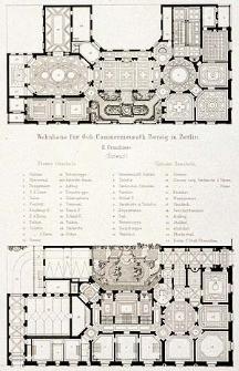 Architektonisches Skizzenbuch, 1875, Heft (II) CXXXI, Blatt 3