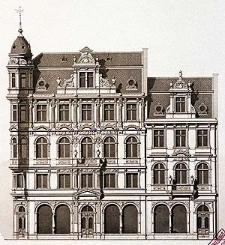 Architektonisches Skizzenbuch, 1875, Heft (II) CXXXI, Blatt 4