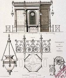 Architektonisches Skizzenbuch, 1875, Heft (III) CXXXII, Blatt 3