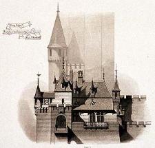 Architektonisches Skizzenbuch, 1875, Heft (IV) CXXXIII, Blatt 6