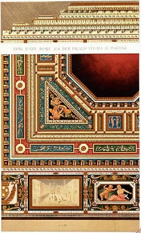 Architektonisches Skizzenbuch, 1875, Heft (V) CXXXIV, Blatt 1