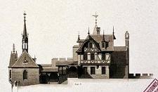 Architektonisches Skizzenbuch, 1875, Heft (V) CXXXIV, Blatt 6