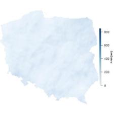 Suma opadów w maju