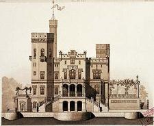 Architektonisches Skizzenbuch, 1876, Heft (I) CXXXVI, Blatt 2
