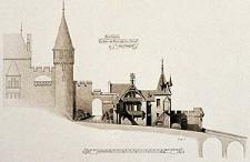 Architektonisches Skizzenbuch, 1876, Heft (I) CXXXVI, Blatt 6