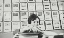 Maria Dubicka w Obserwatorium