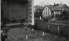 klatka w ogródku meteorologicznym
