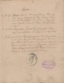 [Miscellanea dotyczące historii Łużyc (XVI-XVIII w.)]
