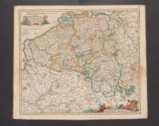 Belgii Regii Tabula