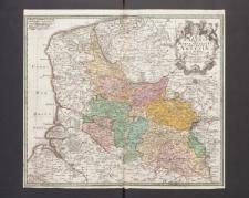 Carte d'Artois et des Environs