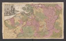 Nouvelle Carte du Comté de Flandre & du Duché de Brabant