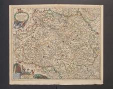 Ducatus Lutzenburgi Novissima et accuratissima Delineatio