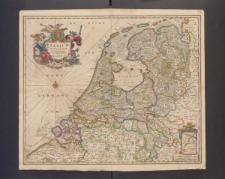 Belgium Foederatum emendaté auctum et novissimé editum