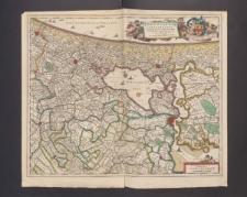Rhenolandia, Amstelandia Et Circumjacentia aliquot Territoria...