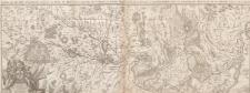Karte Einiger an dem Ufer dess Rheins ligender Festungen...