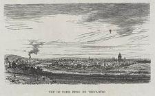 Vue de Paris prise du Trocadéro, ryc. IV