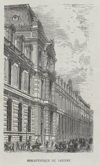 Bibliothèque du Louvre, ryc. X
