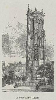 La Tour Saint-Jacques, ryc. XII