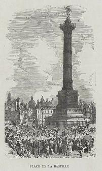 Place de la Bastille, ryc. XIII